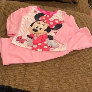 Minnie PJ set
